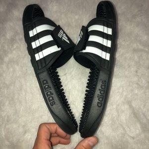 Adidas mend slides size 7